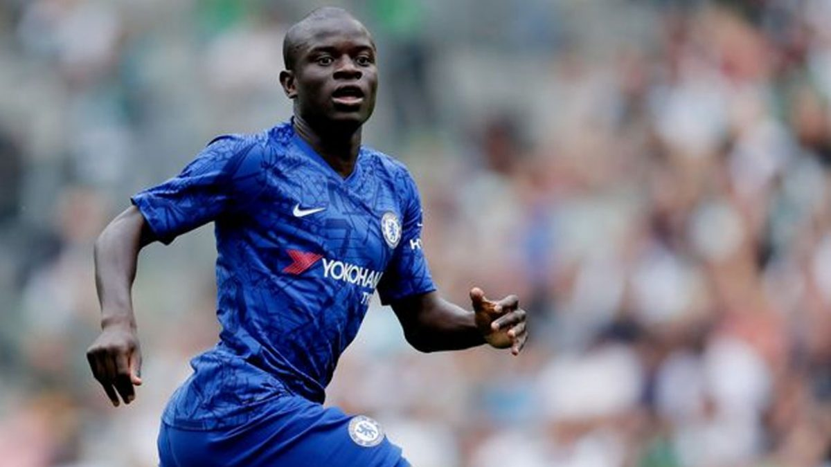 N'Golo Kante in action for Chelsea (Image - Guardian.ng)