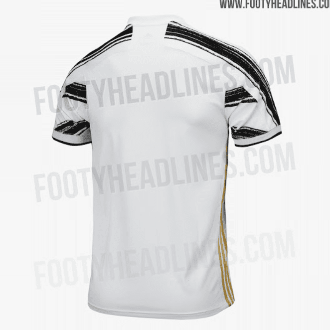 Juventus Home Kit For 2020 21 Leaked Online