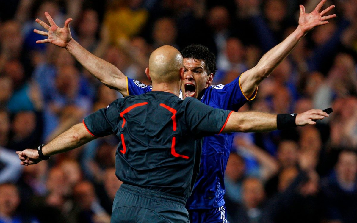 """Referee Tom Henning Ovrebo admits """"there were several errors"""" in Chelsea vs  Barcelona in 2009 Champions League"""