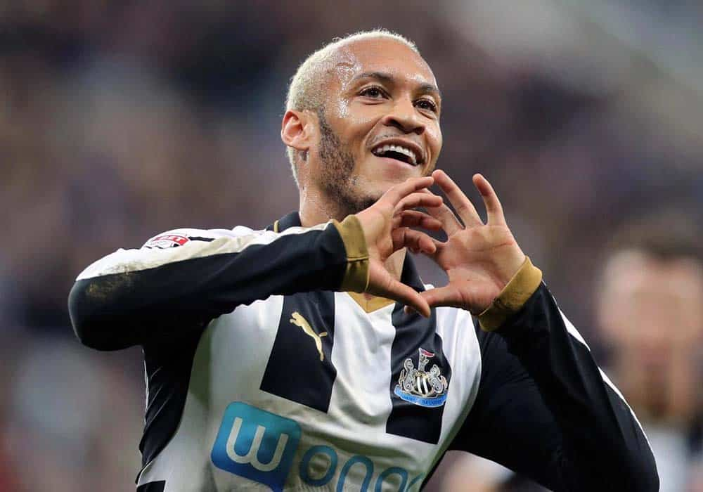 """Yoan Gouffran: """"I think the new investment fund could be great for Newcastle, because it's massive club"""""""