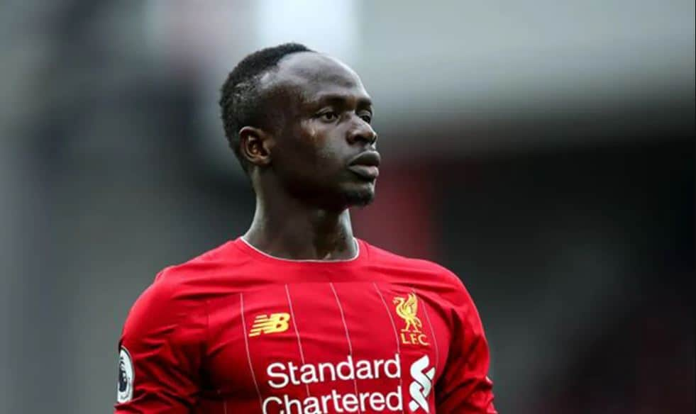 Sadio Mane in action for Liverpool (Image - Open Source)