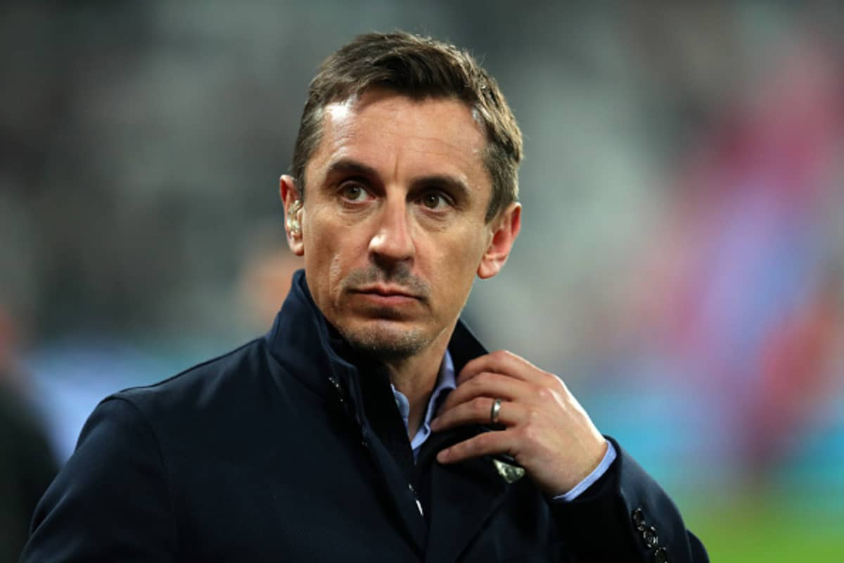 Gary Neville picks Liverpool player of the season - but it's not who you think