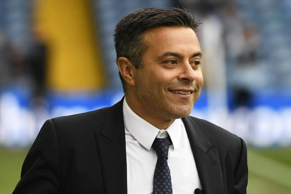 Andrea Radrizzani sends message to Leeds United fans