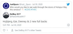 Spurs want to sign Troy Deeney