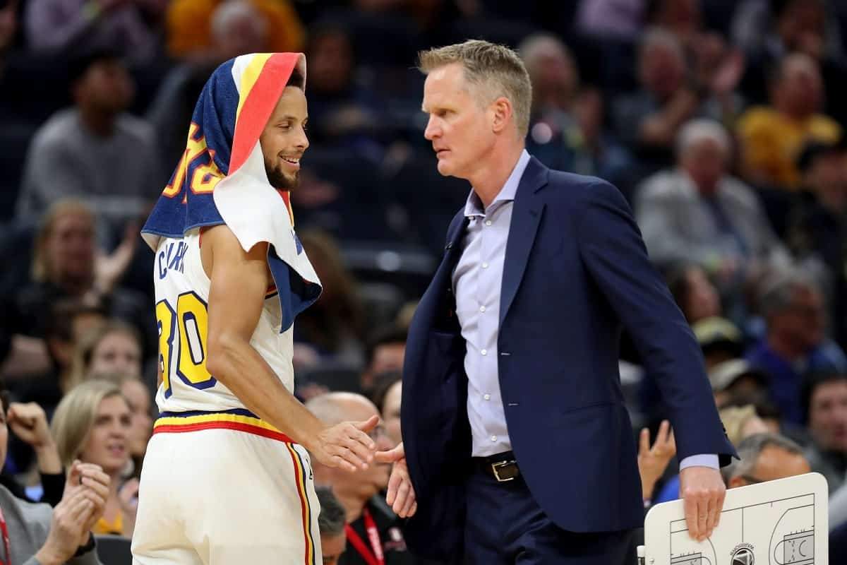 Steve Kerr on how Stephen Curry has changed basketball