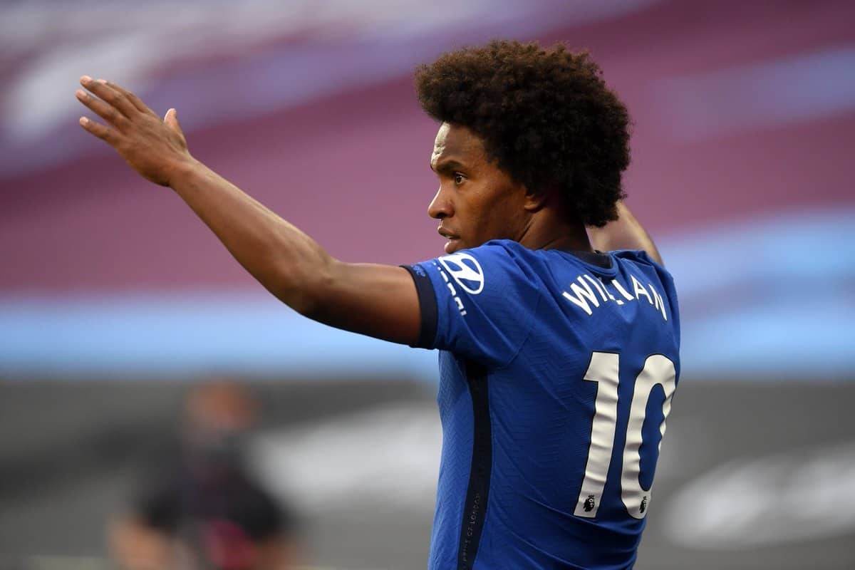 Tottenham 'offer lucrative contract' to Willian