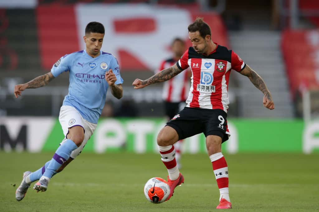 Southampton FC v Manchester City - Premier League