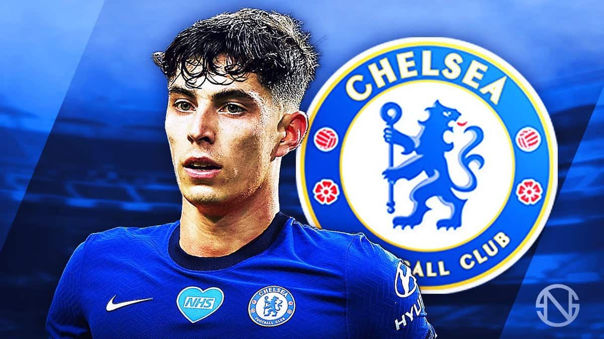 Kai Havertz could take his favourite Chelsea shirt number