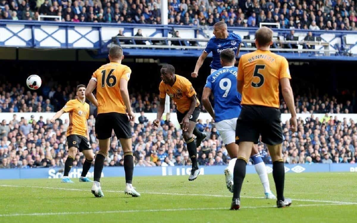 Everton 3-2 Wolves
