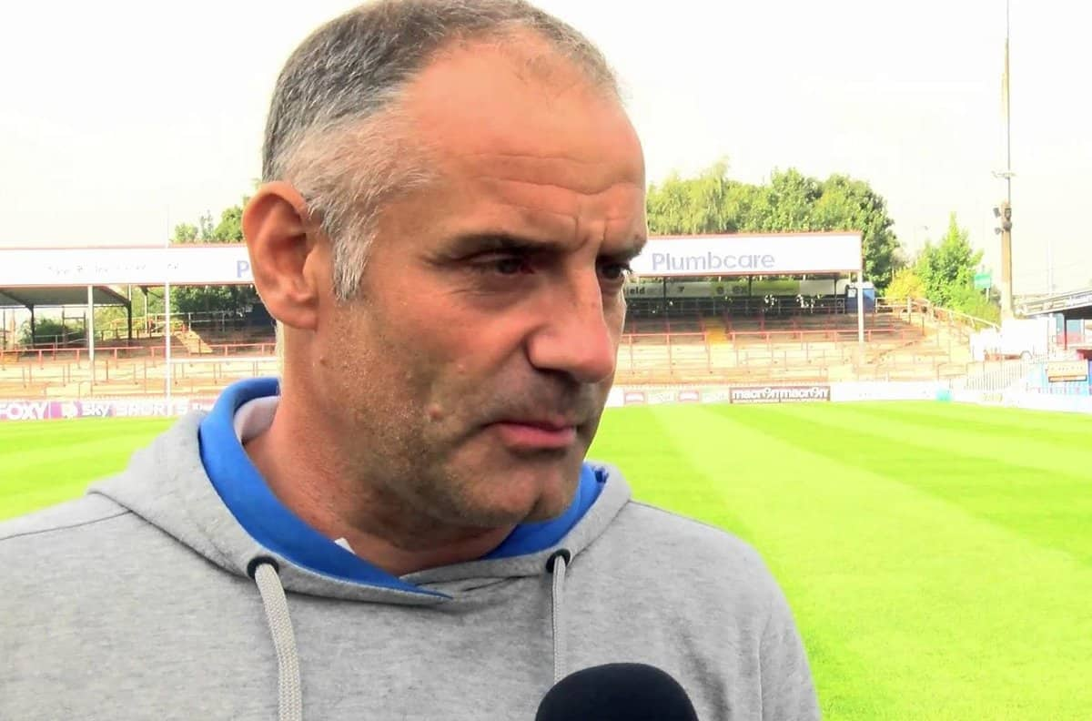 Wakefield Trinity boss Michael Carter unsure over training time