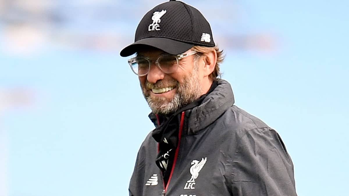 Jurgen Klopp names the two favorites to win the Champions League
