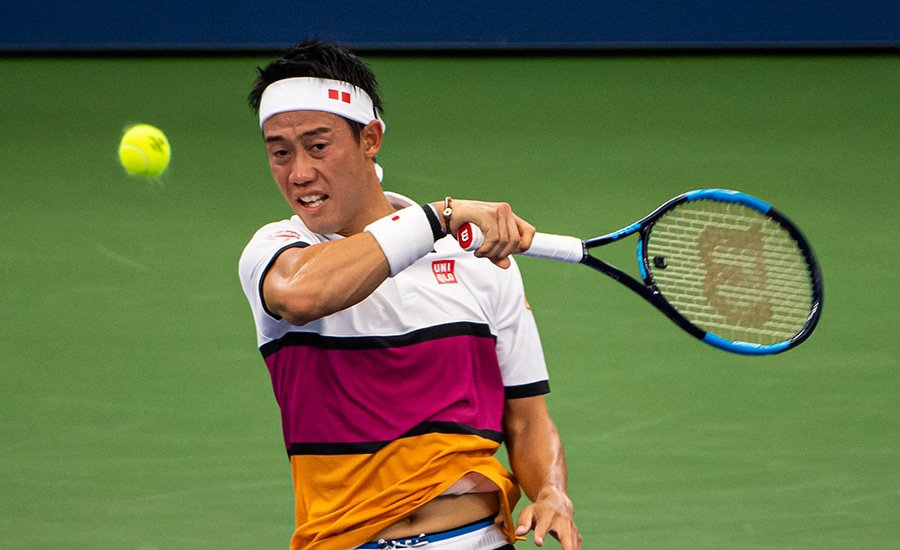 """Kei Nishikori lifts lid on his injury nightmare: """"I was scared to pick up a racket"""""""
