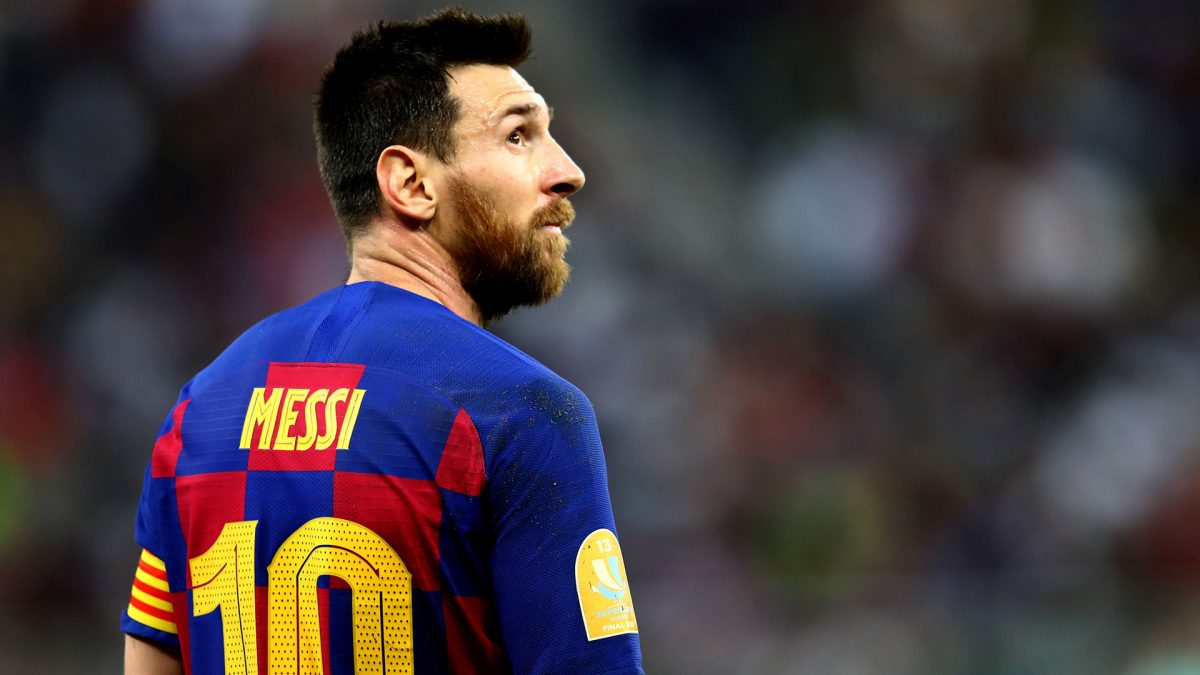 Lionel Messi in action for Barcelona (Image - Getty Images)
