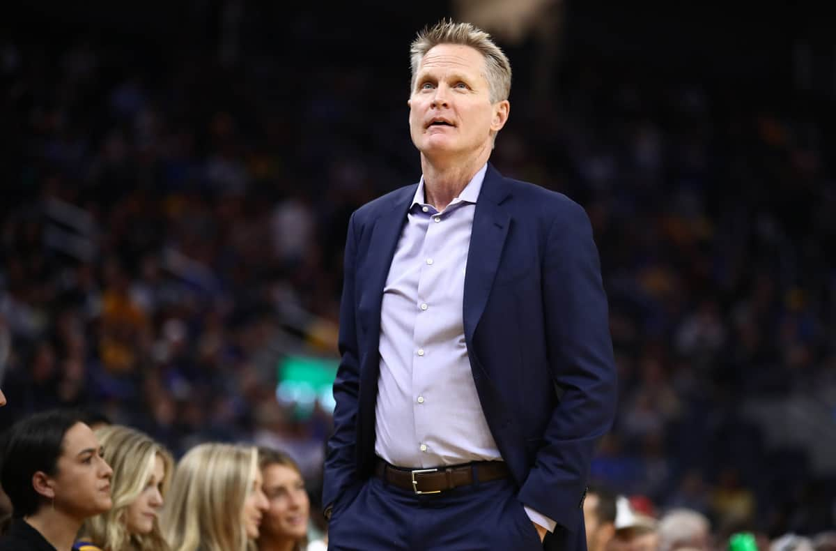 Steve Kerr names the most talented basketball player he has ever seen in his life