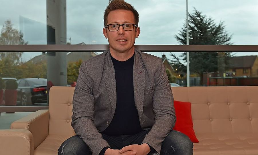 Michael Edwards of Liverpool
