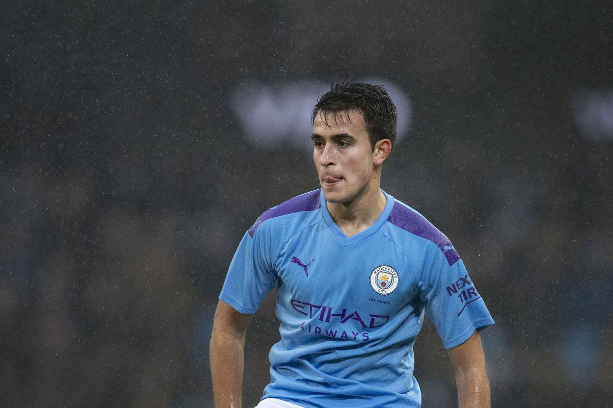 Manchester City get Eric Garcia transfer update from Barcelona boss Ronald Koeman