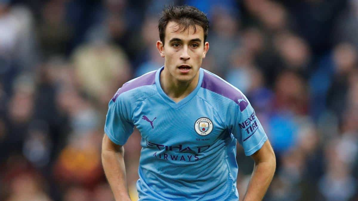 Eric Garcia breaks Manchester City silence on Lionel Messi transfer situation