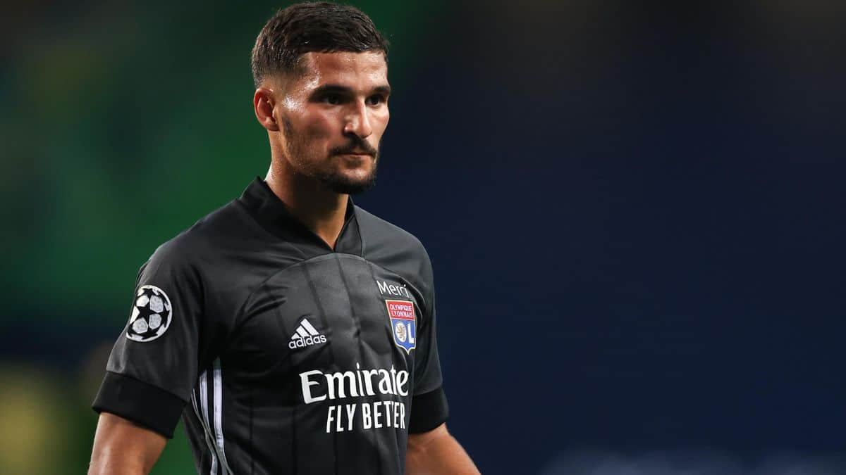Fabrizio Romano provides an update on Arsenal's pursuit of Houssem Aouar