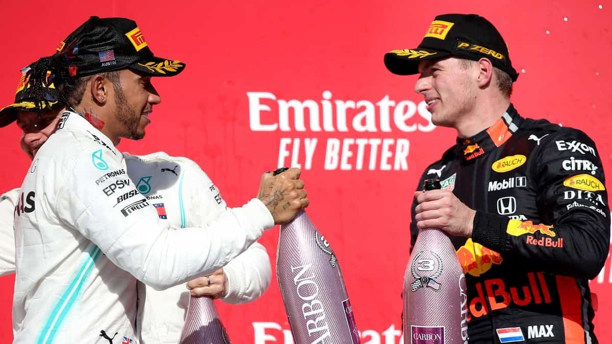 """Christijan Albers: """"Hamilton would never agree to Verstappen joining"""""""