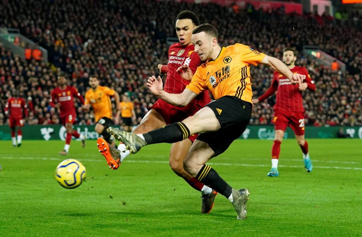 Diogo Jota keen on Liverpool move