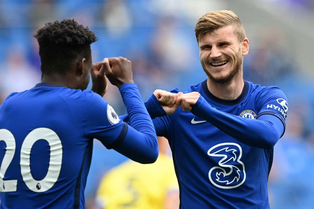 Timo Werner states moving to Chelsea was the best decision
