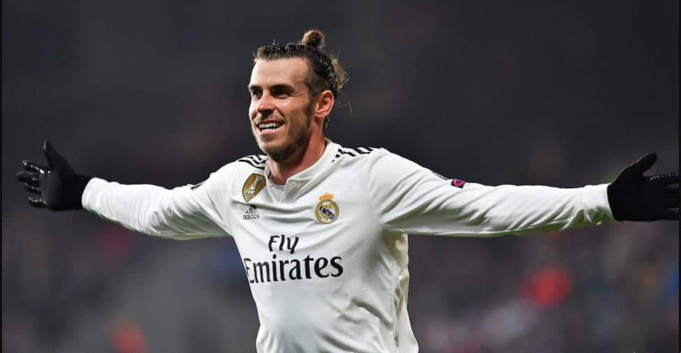Gareth Bale is close to rejoining Spurs