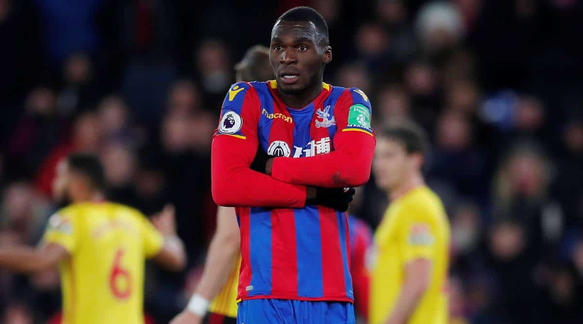 Christian Benteke has been offered to Spurs