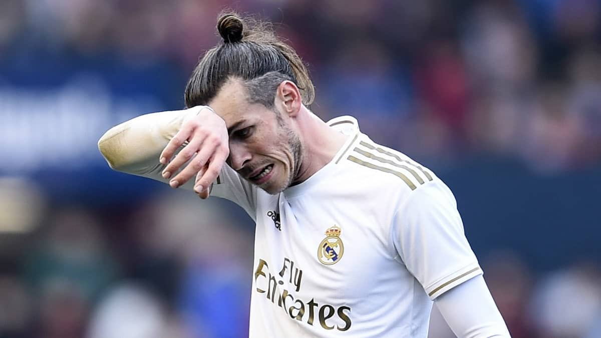 Tottenham or Manchester United. Gareth Bale agent reveals what club the Real Madrid star wants to join