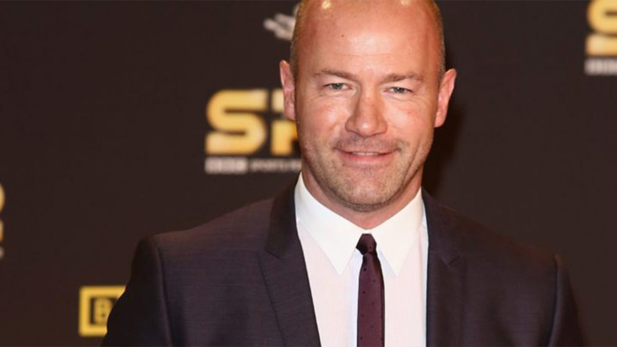 Football pundit Alan Shearer attends the BBC Sports Personality of the Year Awards at ExCeL on December 16, 2012 in London, England. (Photo by Tim Whitby/Getty Images)