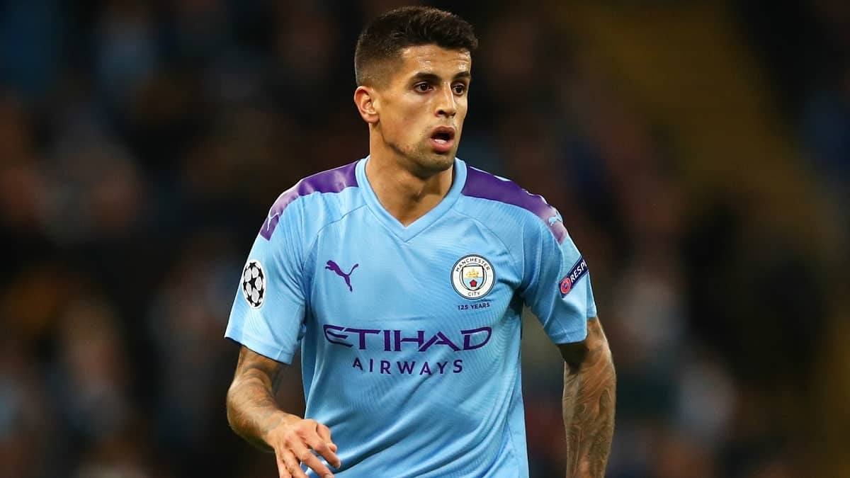 Joao Cancelo responds to possibility of Lionel Messi joining Manchester City