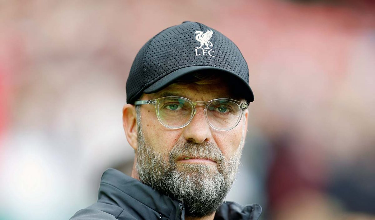 Jurgen Klopp wants two more signings at Liverpool