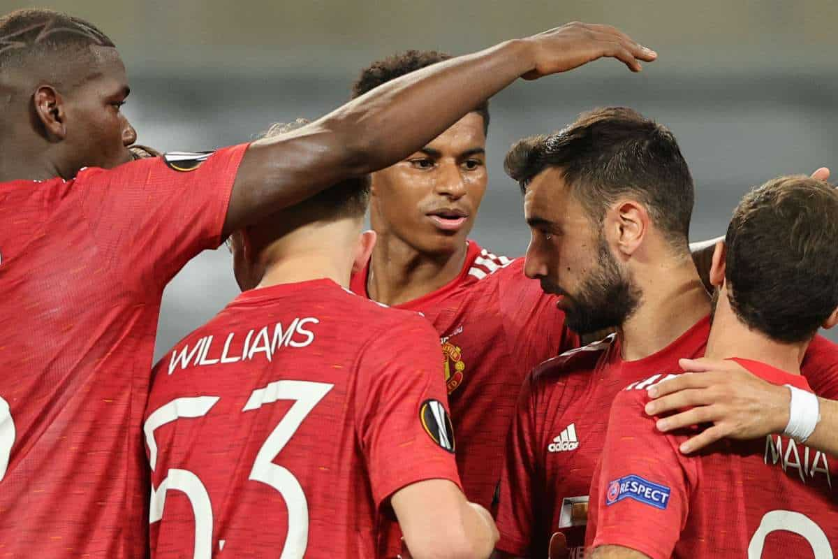 Manchester United FIFA 21 Ultimate Team player ratings predictions