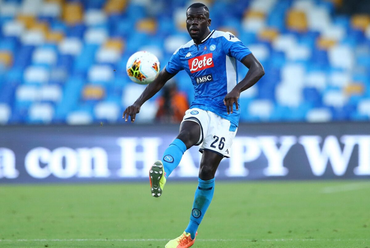 Kalidou Koulibaly is close to joining Man City