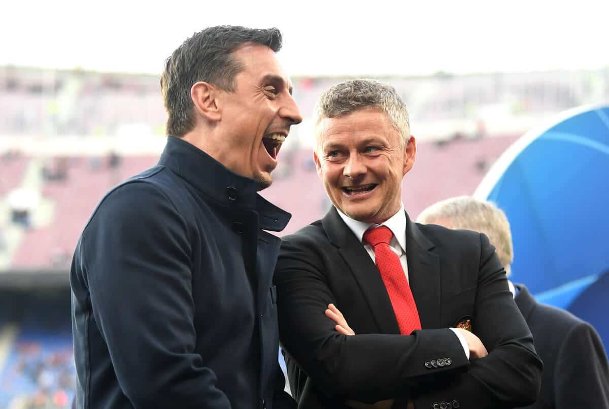 """Gary Neville and Solskjaer has created """"impossible"""" task for himself at Manchester United"""