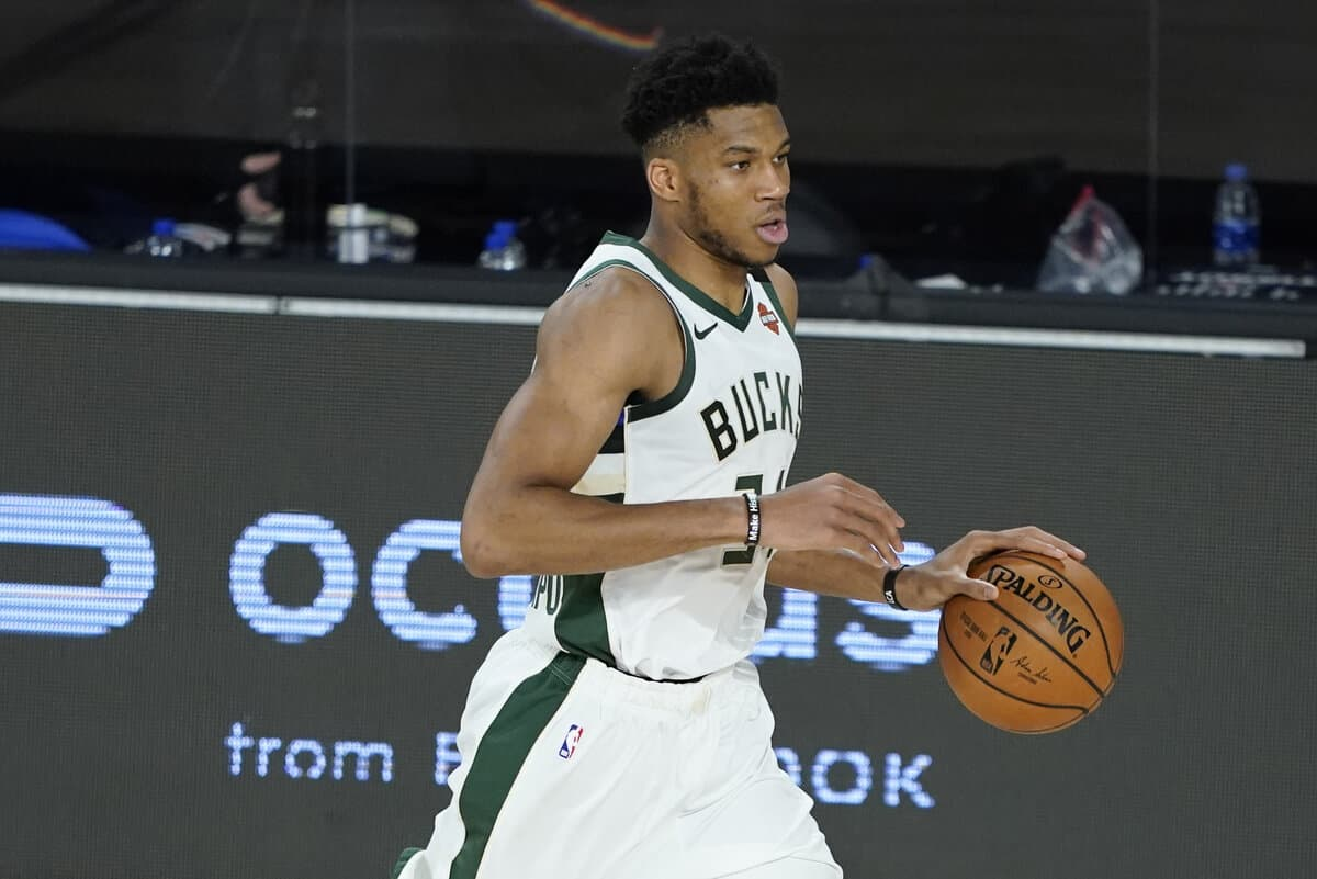 Draymond Green sends message to Bucks over Giannis Antetokounmpo's contract situation amid playoff struggles