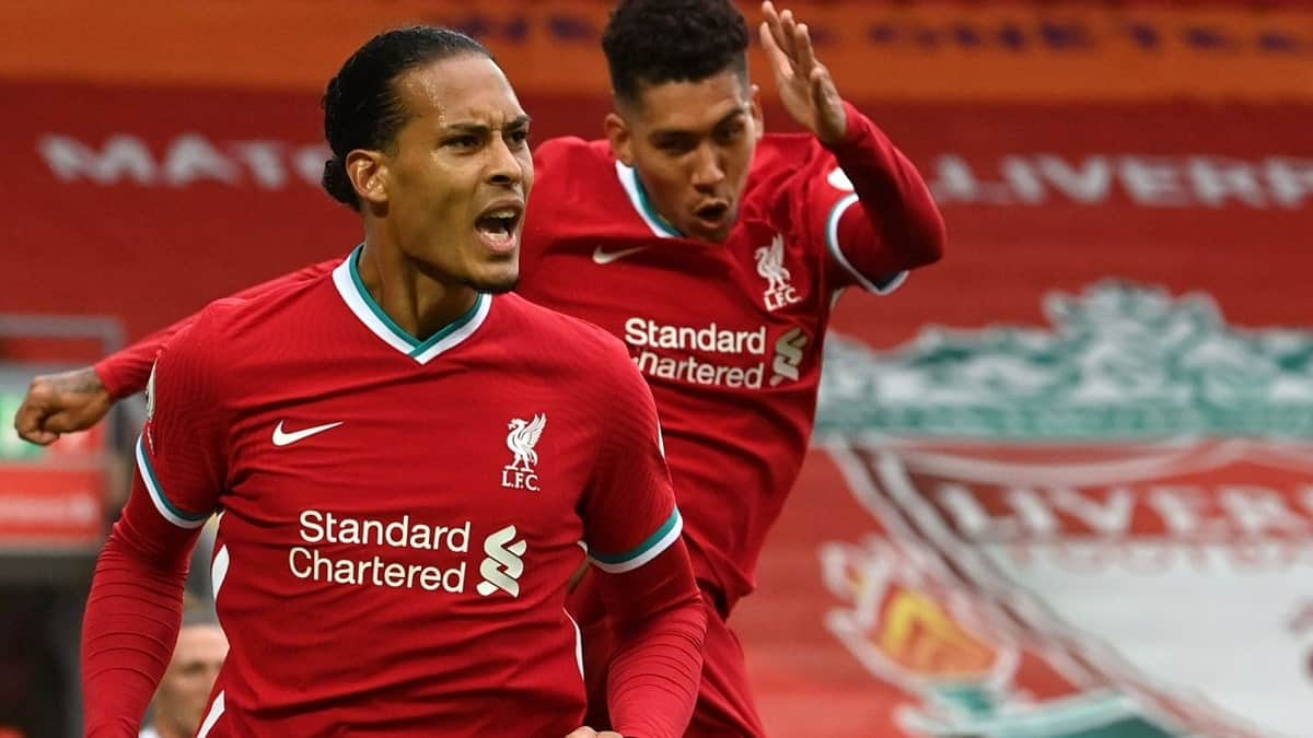 Liverpool star Van Dijk explains why Leeds will cause problems for rivals