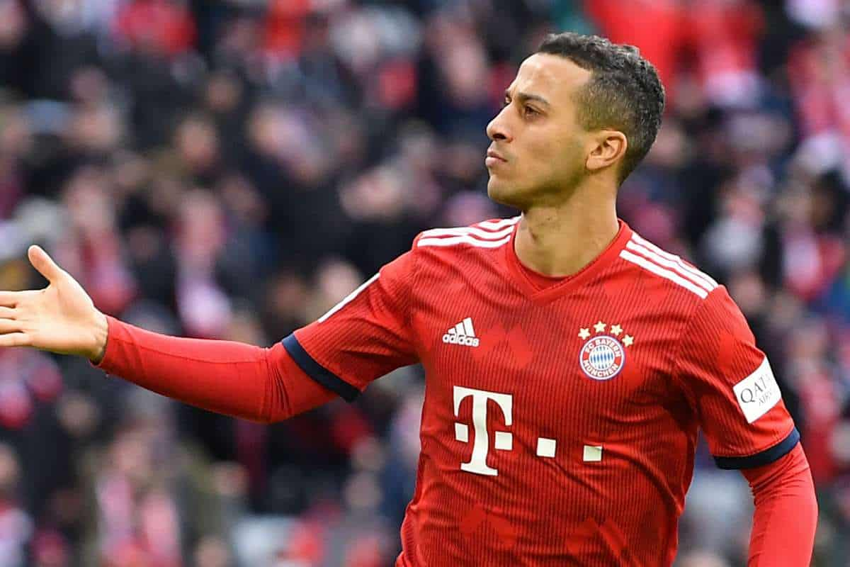 """Tic toc"", ""This could be a problem"". Liverpool fans react as Thiago Alcantara's wage demands emerge"