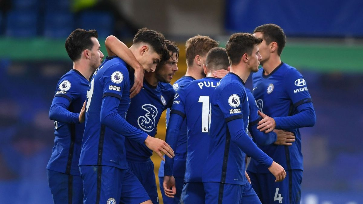 Chelsea beat Southampton with a score of 3-2