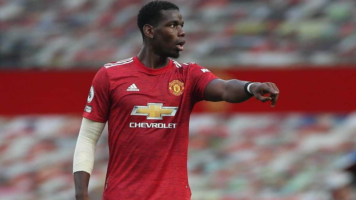 Paul Pogba speaks out on Manchester United contract talks and makes Real Madrid admission