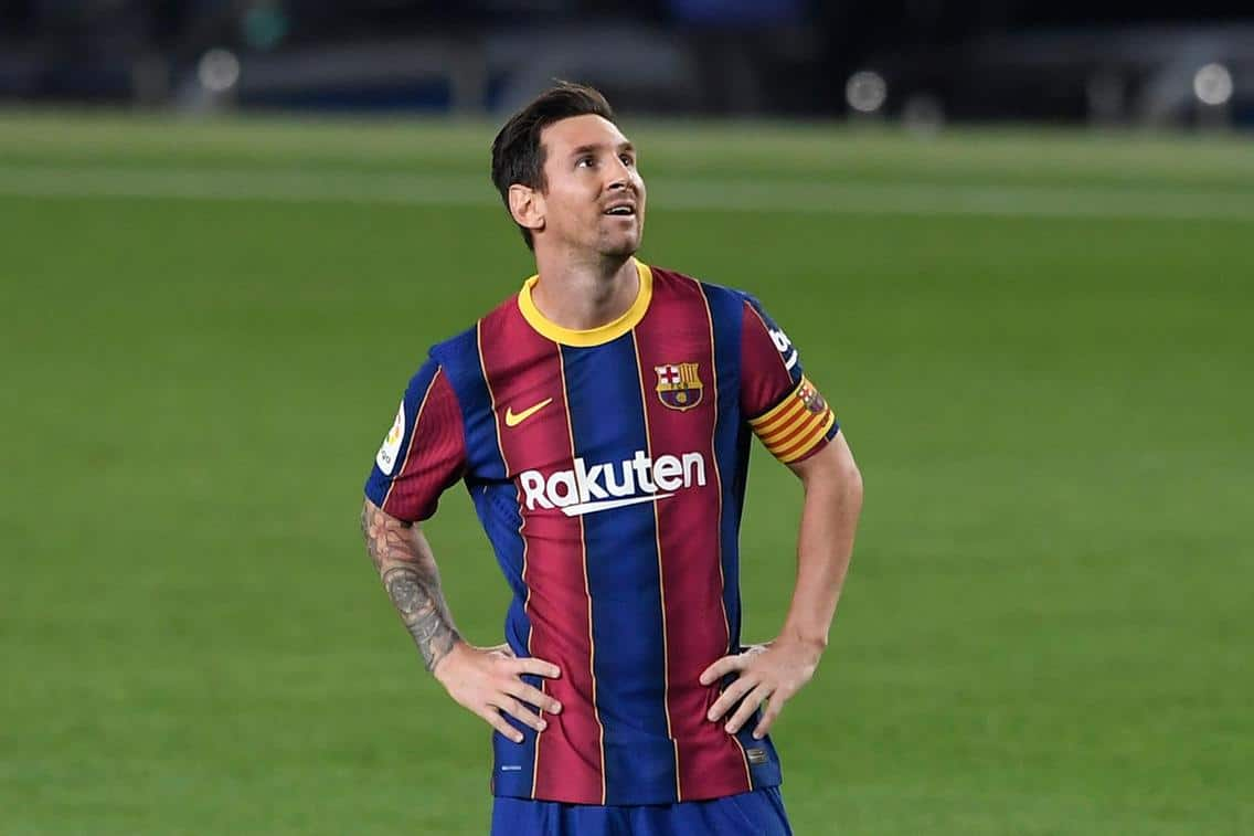Manchester City chief makes strong statement over possible Lionel Messi transfer
