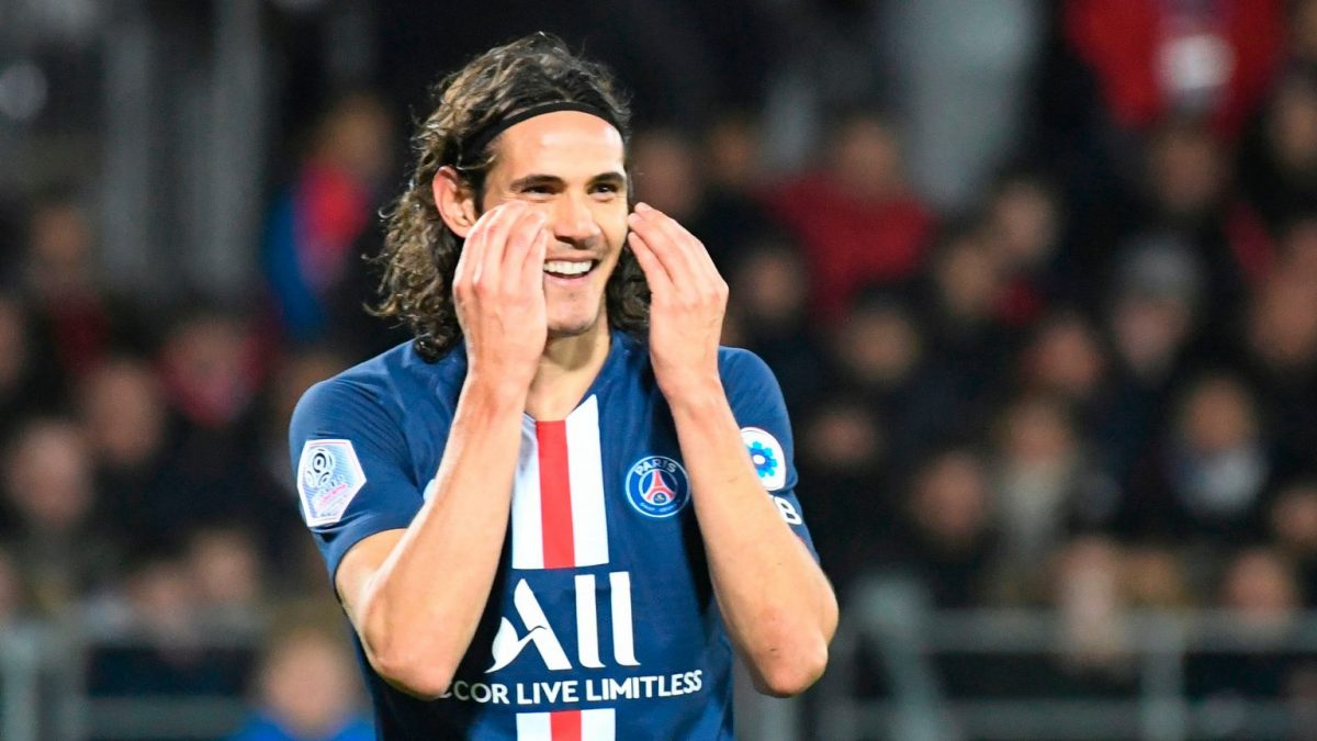 Edinson Cavani's brother and agent speaks out amid Manchester United transfer speculation