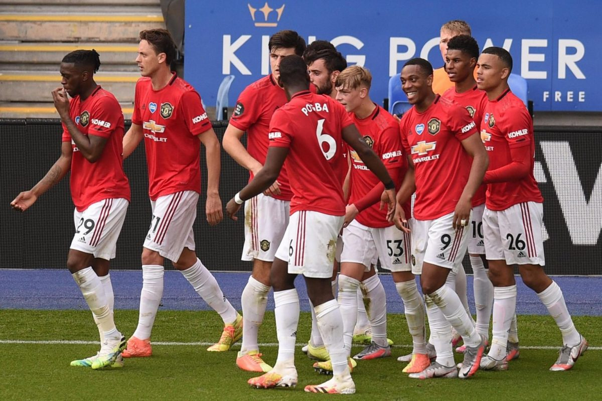 How Manchester United could lineup against PSG in the Champions League group stage