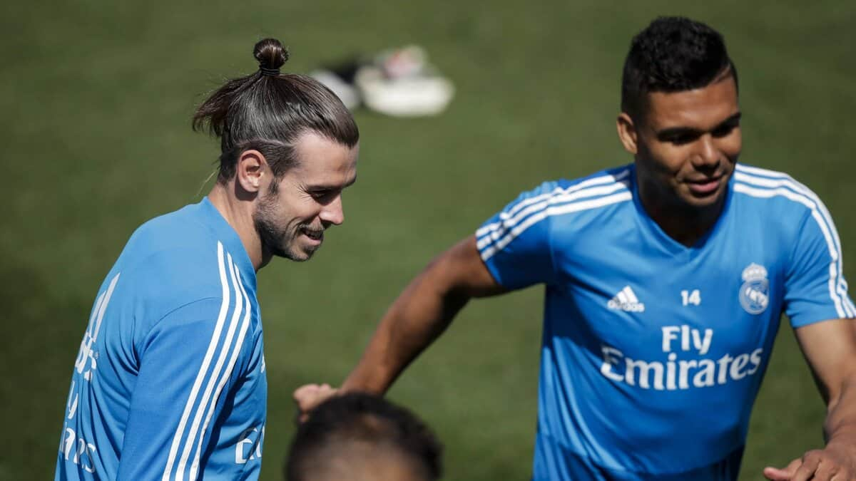 Real Madrid star Casemiro makes exciting claim about Gareth Bale and Tottenham