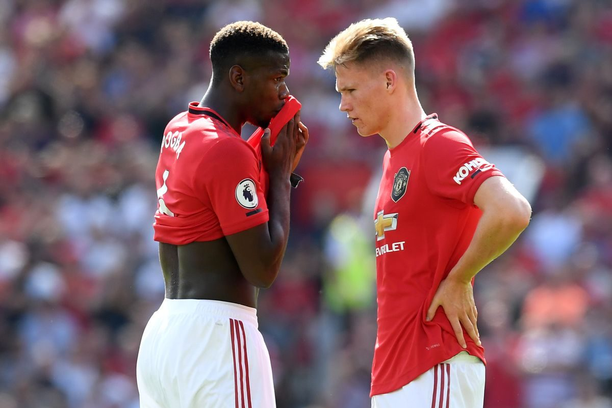 Scott McTominay makes honest claim over Manchester United teammate Paul Pogba