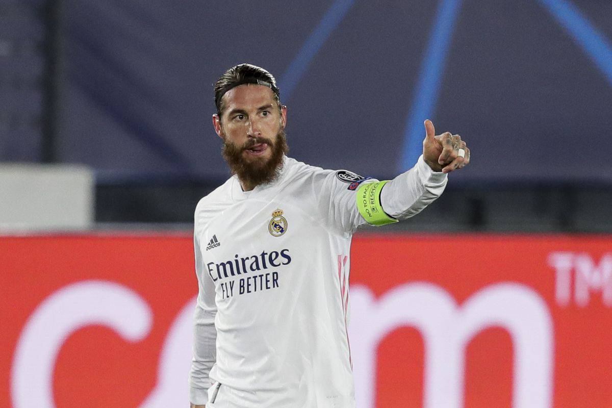 Tottenham reach out to Real Madrid for Sergio Ramos transfer