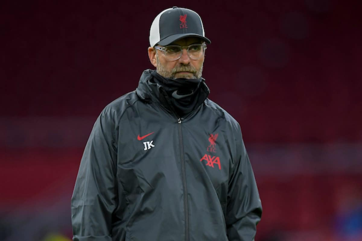 Liverpool could see six players leave in January transfer window