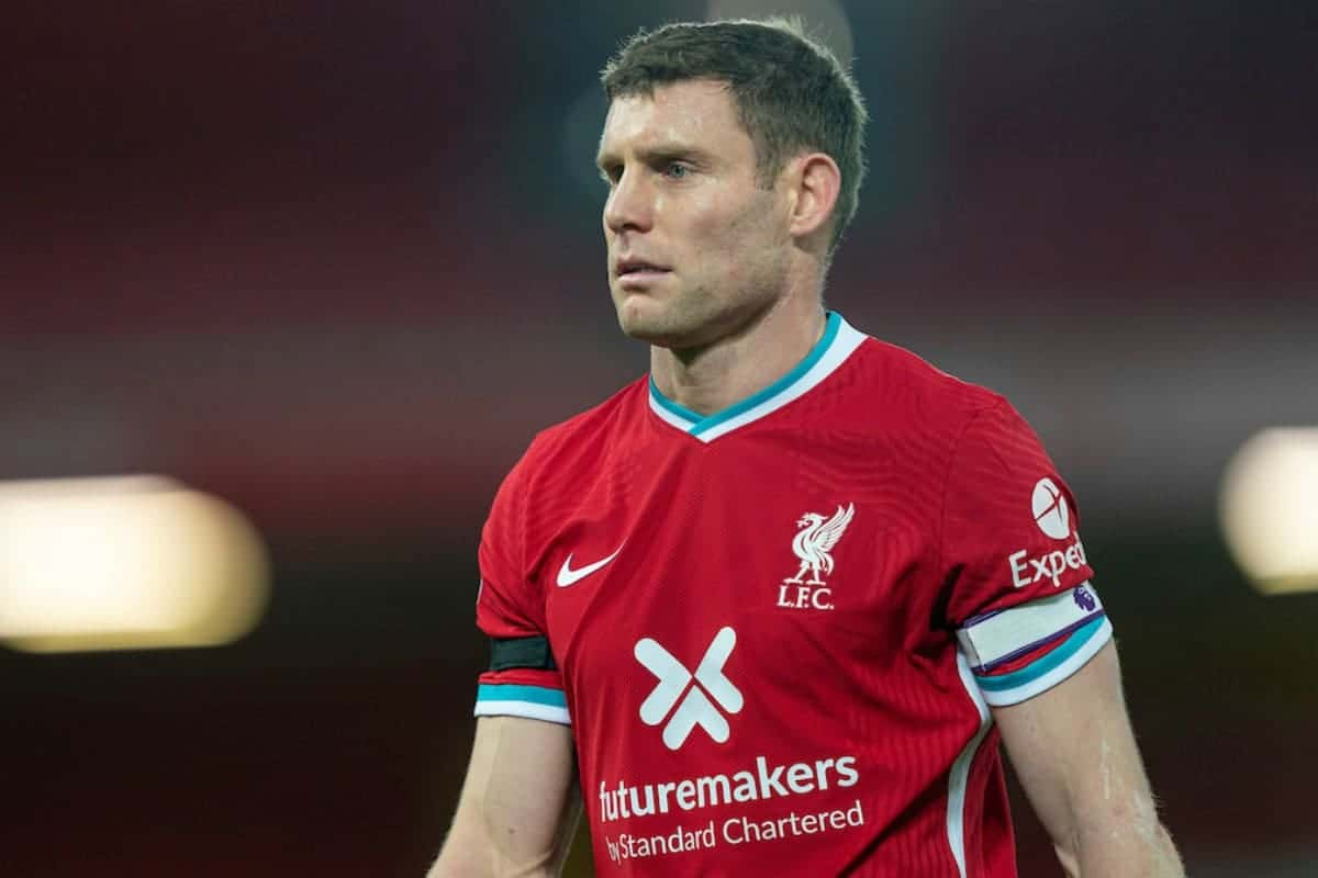 Liverpool's James Milner names two reasons why the Reds lost to Atalanta in  the Champions League