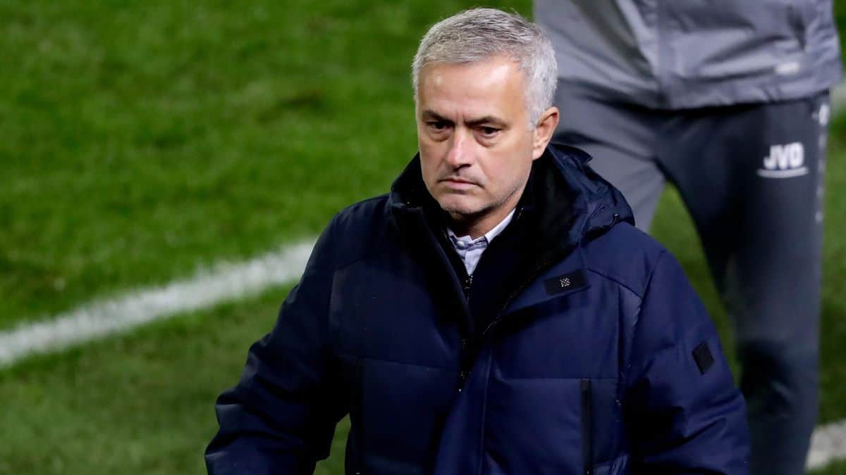 Jose Mourinho makes bold claim over Tottenham's start to season