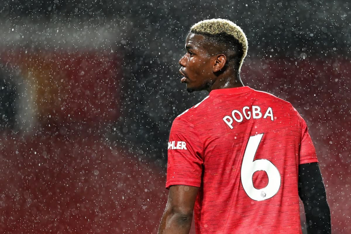 Paul Pogba decides when he would leave Manchester United