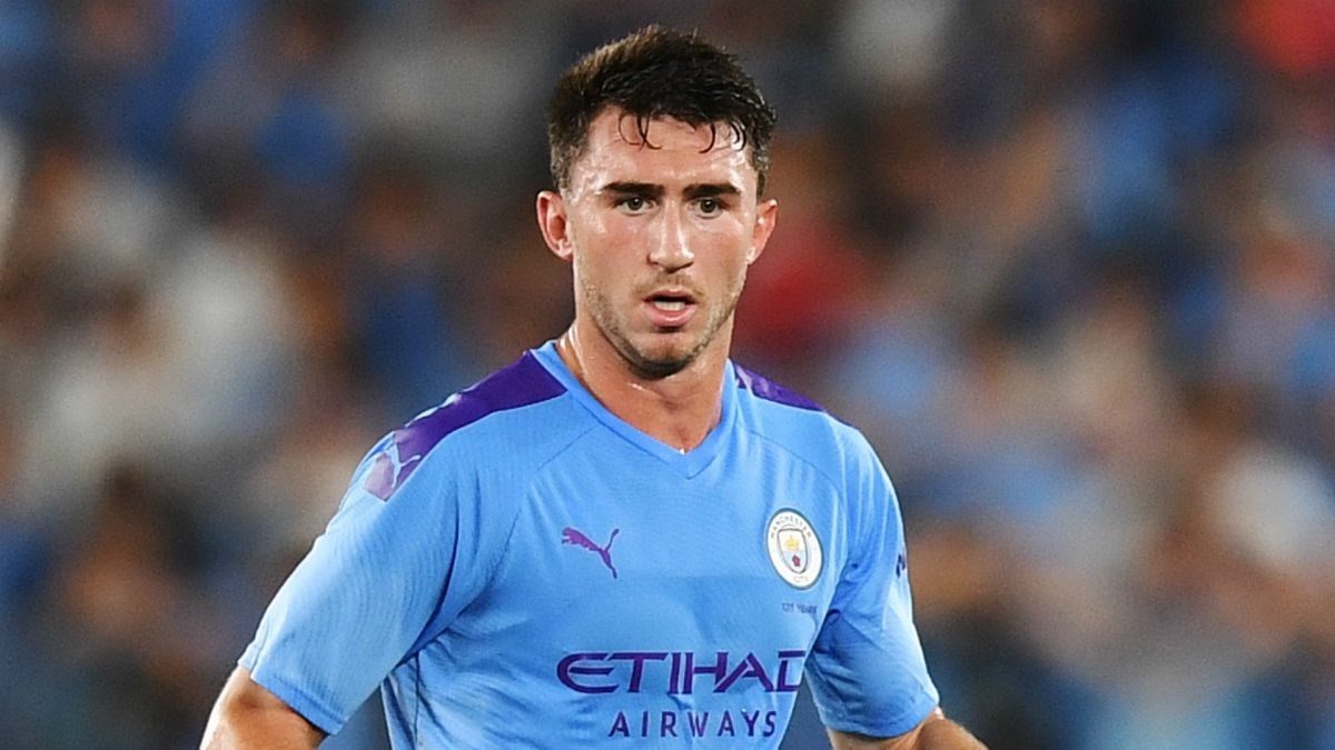 Manchester City defender Aymeric Laporte names his toughest opponent